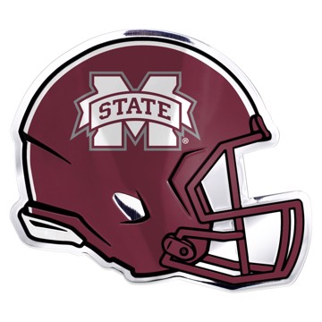 Picture of Mississippi State Embossed Helmet Emblem