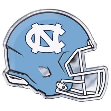 Picture of North Carolina Embossed Helmet Emblem