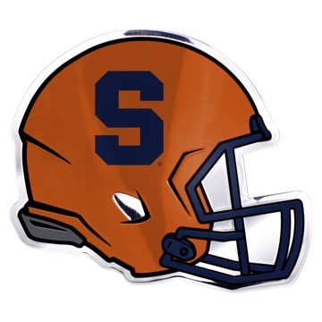 Picture of Syracuse Embossed Helmet Emblem