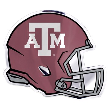 Picture of Texas A&M Embossed Helmet Emblem