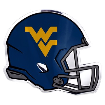Picture of West Virginia Embossed Helmet Emblem