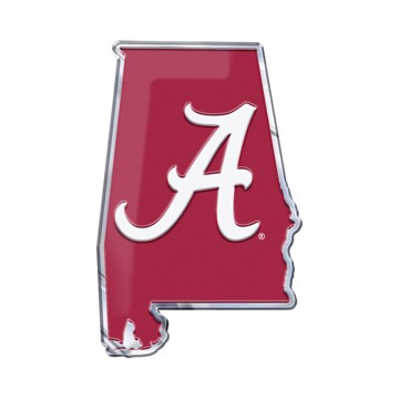 Picture of Alabama Embossed State Emblem