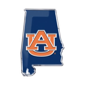 Picture of Auburn Embossed State Emblem