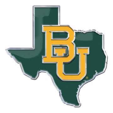 Picture of Baylor Embossed State Emblem