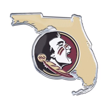 Picture of Florida State Embossed State Emblem