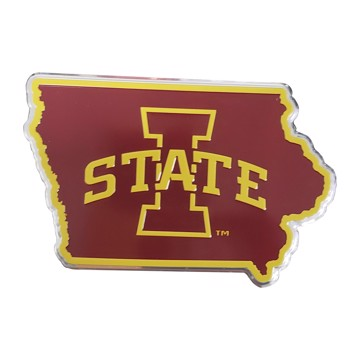 Picture of Iowa State Embossed State Emblem