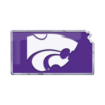 Picture of Kansas State Embossed State Emblem