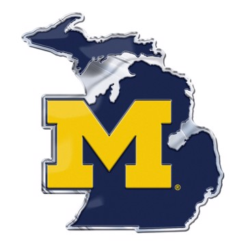 Picture of Michigan Embossed State Emblem