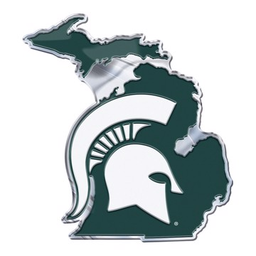 Picture of Michigan State Embossed State Emblem