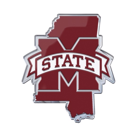 Picture of Mississippi State Embossed State Emblem