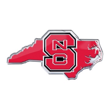 Picture of NC State Embossed State Emblem