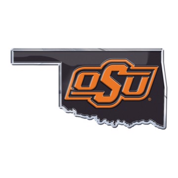 Picture of Oklahoma State Embossed State Emblem