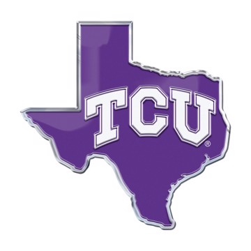 Picture of TCU Embossed State Emblem