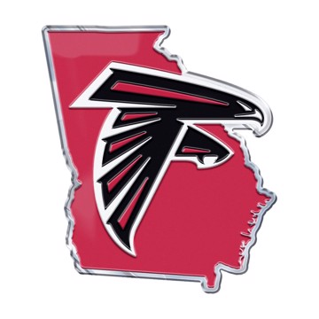 Picture of NFL - Atlanta Falcons Embossed State Emblem