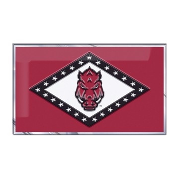 Picture of Arkansas Embossed State Flag Emblem