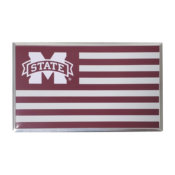 Picture of Mississippi State Embossed State Flag Emblem