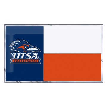 Picture of UTSA Embossed State Flag Emblem