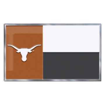 Picture of Texas Embossed State Flag Emblem