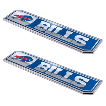 Picture of NFL - Buffalo Bills Embossed Truck Emblem 2-pk