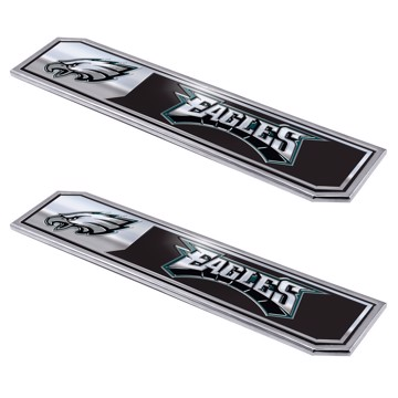 Picture of NFL - Philadelphia Eagles Embossed Truck Emblem 2-pk