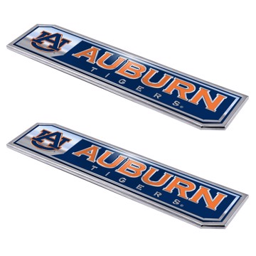 Picture of Auburn Embossed Truck Emblem 2-pk