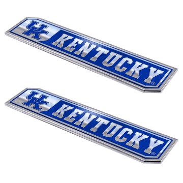 Picture of Kentucky Embossed Truck Emblem 2-pk