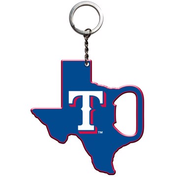 Picture of MLB - Texas Rangers Keychain Bottle Opener