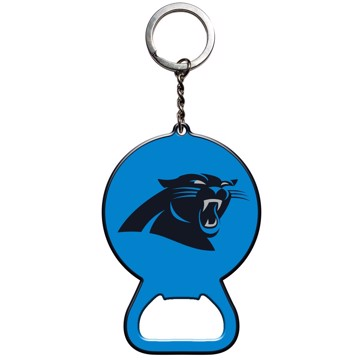 Picture of NFL - Carolina Panthers Keychain Bottle Opener