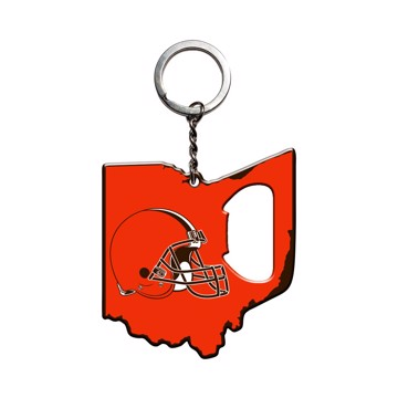 Picture of NFL - Cleveland Browns Keychain Bottle Opener