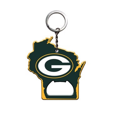 Picture of NFL - Green Bay Packers Keychain Bottle Opener