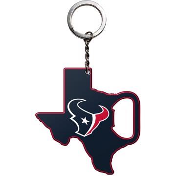 Picture of NFL - Houston Texans Keychain Bottle Opener