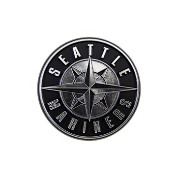 Picture of MLB - Seattle Mariners Molded Chrome Emblem