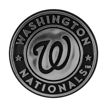 Picture of MLB - Washington Nationals Molded Chrome Emblem