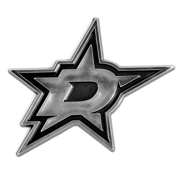 Picture of NHL - Dallas Stars Molded Chrome Emblem