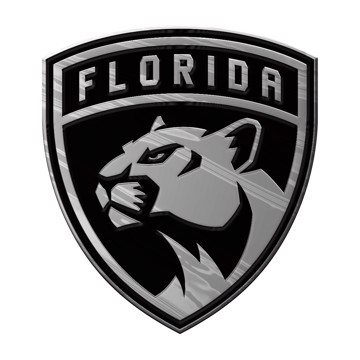 Picture of NHL - Florida Panthers Molded Chrome Emblem