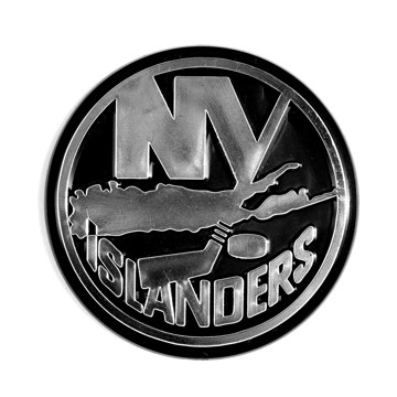 Picture of NHL - New York Islanders Molded Chrome Emblem