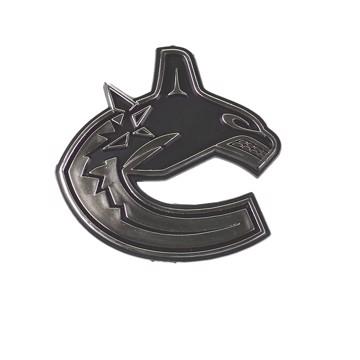 Picture of NHL - Vancouver Canucks Molded Chrome Emblem