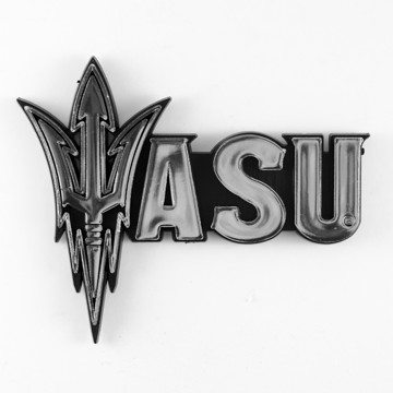 Picture of Arizona State Molded Chrome Emblem