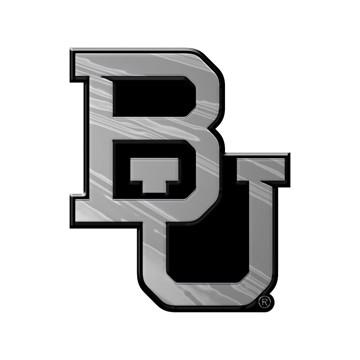 Picture of Baylor Molded Chrome Emblem