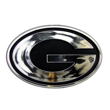 Picture of Georgia Molded Chrome Emblem