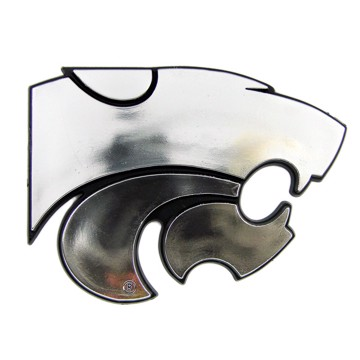 Picture of Kansas State Molded Chrome Emblem