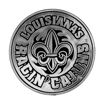 Picture of Louisiana-Lafayette Molded Chrome Emblem