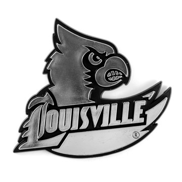 Picture of Louisville Molded Chrome Emblem