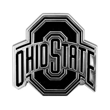 Picture of Ohio State Molded Chrome Emblem