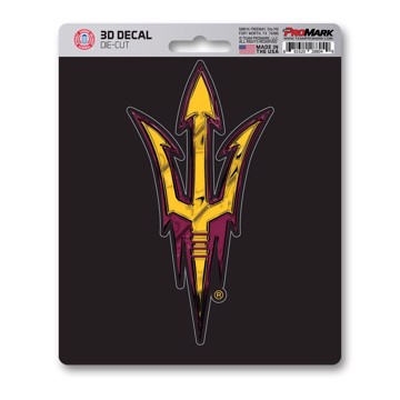 Picture of Arizona State 3D Decal