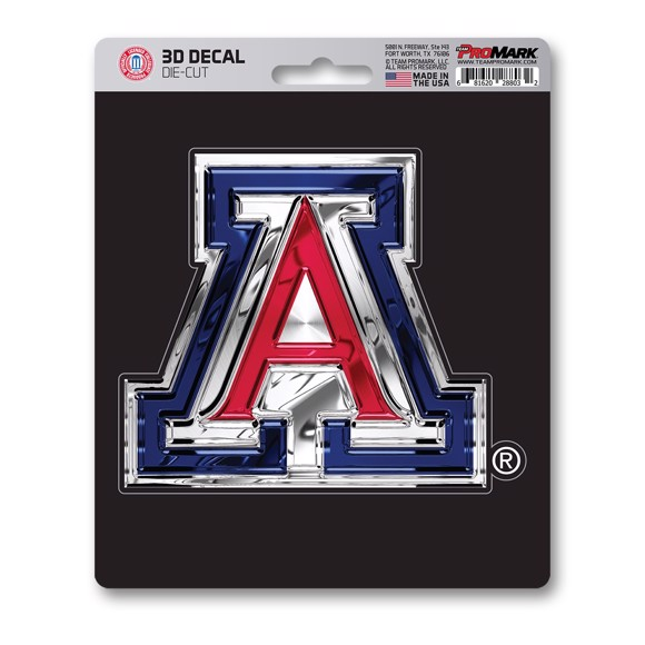 Picture of Arizona 3D Decal