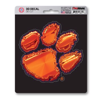 Picture of Clemson 3D Decal