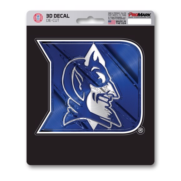 Picture of Duke 3D Decal