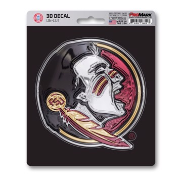 Picture of Florida State 3D Decal