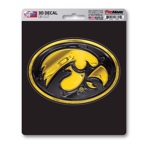 Picture of Iowa 3D Decal